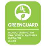 GREENGUARD certified product