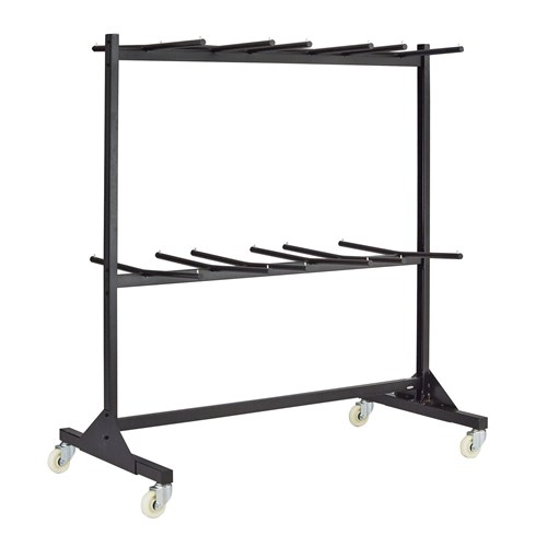 Two Tier Chair Cart Safco Products